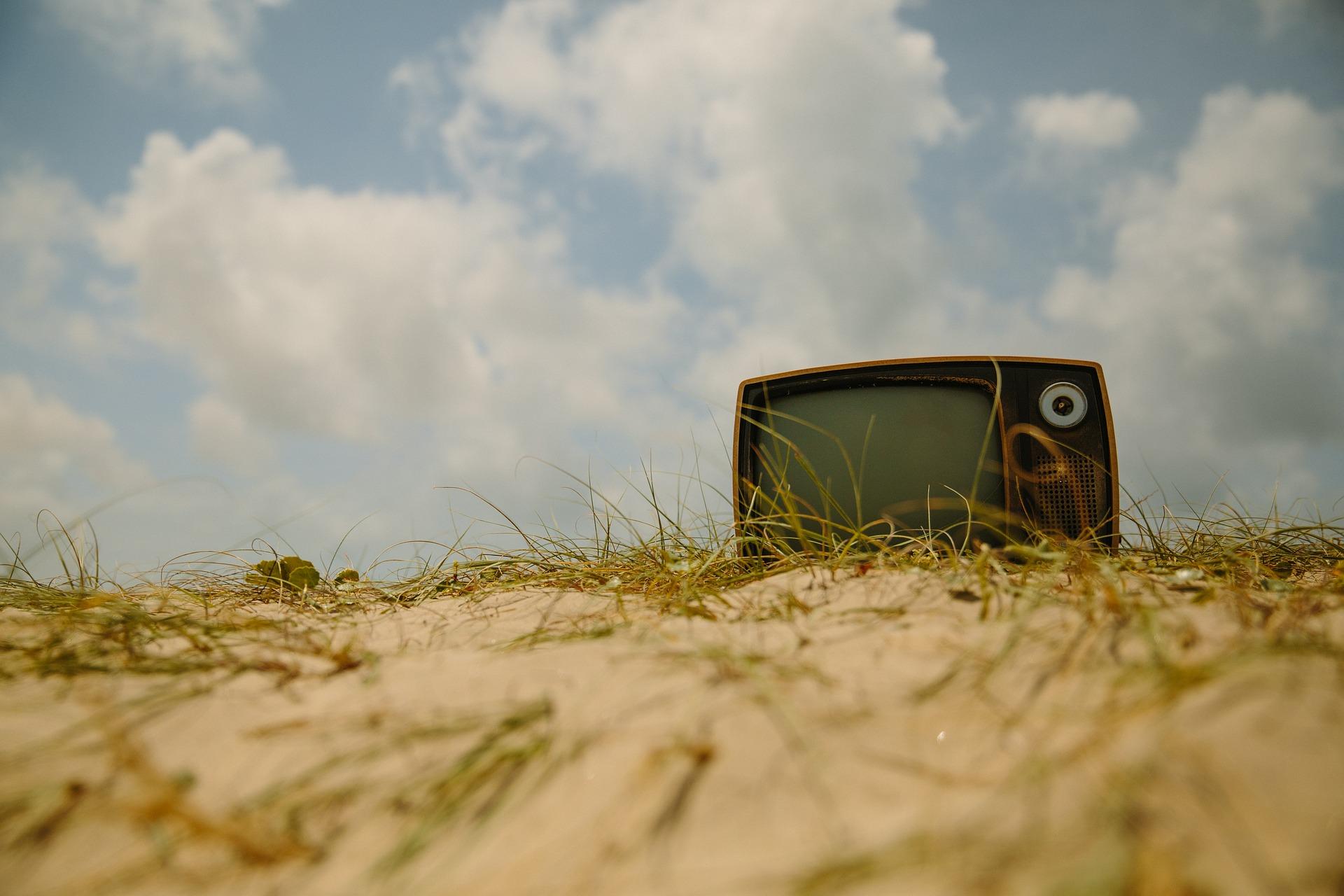 nie oglądam telewizji