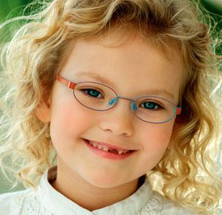 Pełne badanie wzroku dzieci