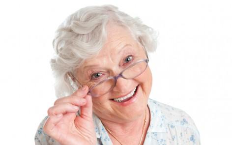 Jak dbać owzrok wstarszym wieku?