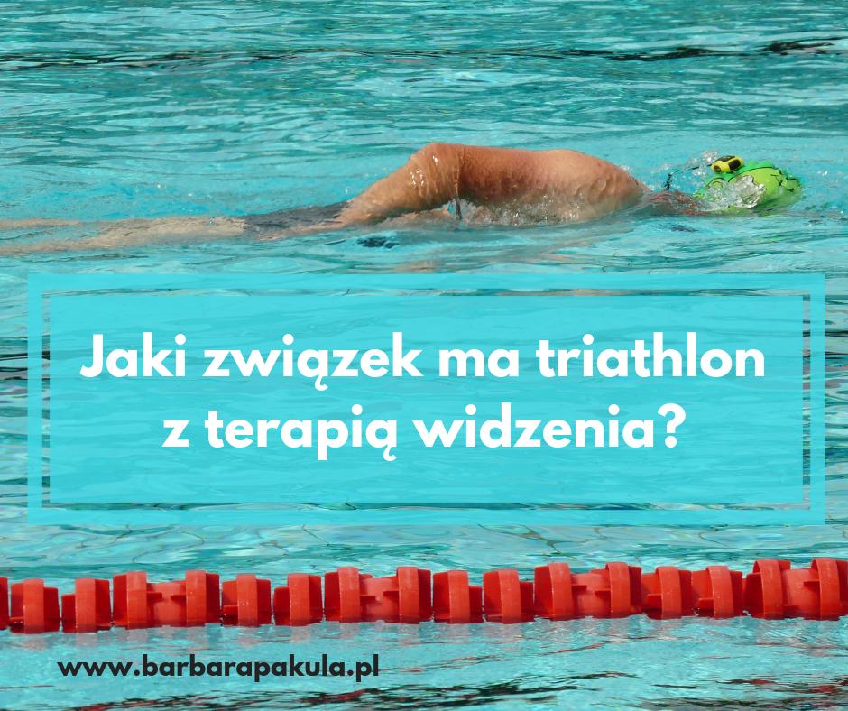 terapia widzenia i triathlon