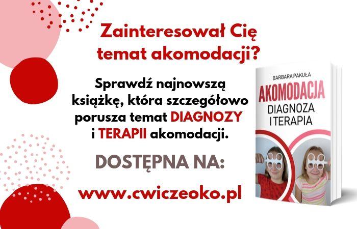 Diagnoza iterapia akomodacji