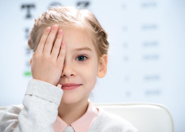 Badania przesiewowe wzroku