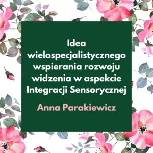 Integracji Sensorycznej